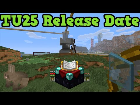 Minecraft Xbox 360 + PS3 - TU25 Release Date Update