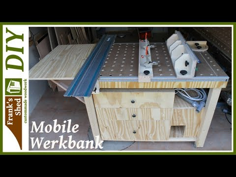 werkbank videolike. Black Bedroom Furniture Sets. Home Design Ideas