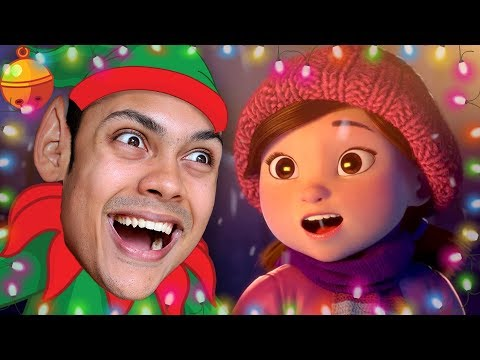 REACTING TO CHRISTMAS ANIMATIONS (CHRISTMAS 2017) streaming vf