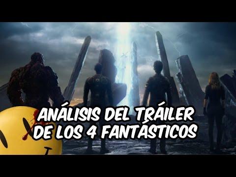 Análisis de Teaser Tráiler de Los 4 Fantásticos   The Fantastic Four