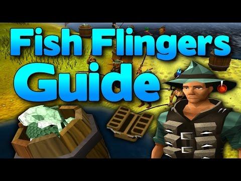 Runescape – Fish Flingers Guide 2014 – Great Fishing XP