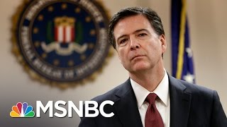 James Comey Was Uneasy With President Trump