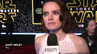 Daisy Ridley BEST MOMENTS