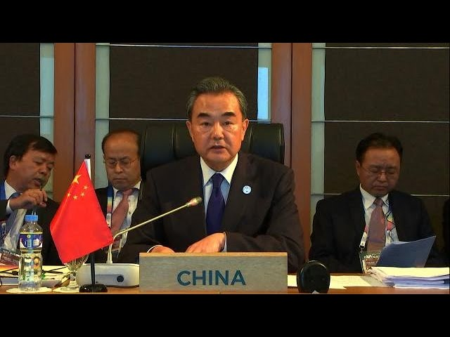 China heralds 'progress' made in tackling South China Sea issue