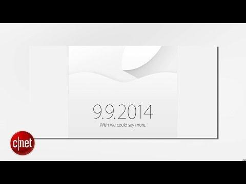 Apple invite arrives, speculation heightens