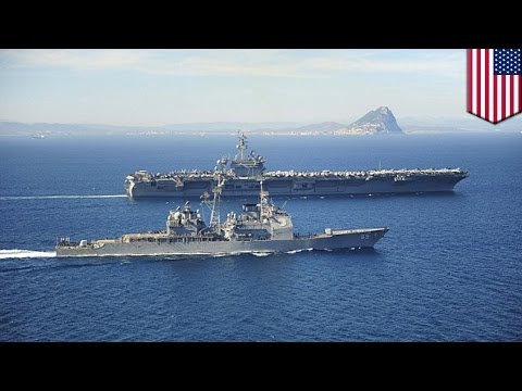 Yemen crisis: U.S. beefs up naval presence in the Arabian Sea after arms embargo vote
