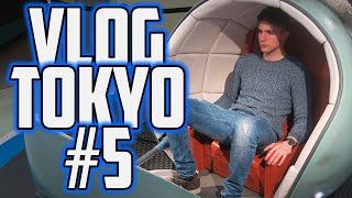 VLOG TOKYO 2016 - EP5 | VISITE DU J-WORLD :3