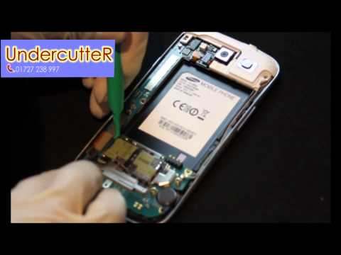 Samsung Galaxy S3 disassembly guide