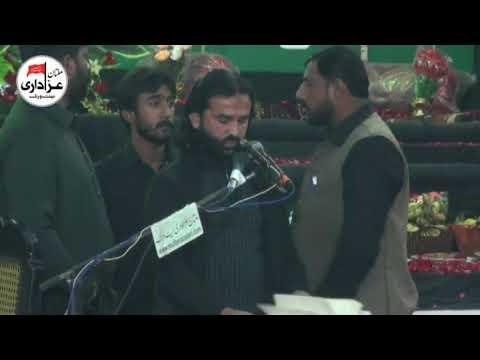 Zakir Ahmed Ali Jafari | Majlis 28 Safar 2017 | Qasiday And Masiab |