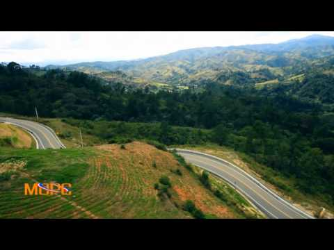 Carretera Jarabacoa-Constanza