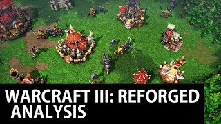 Warcraft III: Reforged Analysis