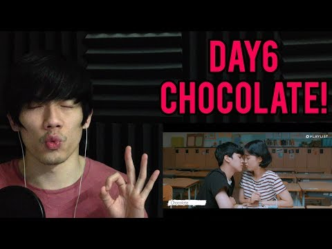 """DAY6 """"CHOCOLATE"""" MV REACTION (Want More 19 OST) + DAY6 DESPACITO COVER REACTION (DAY6 REACTION)"""