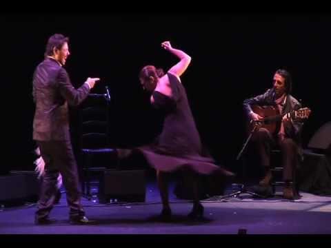 Miguel Poveda, Carmen Linares, Pastora Galván, Juan Carlos Romero - 2008_Flamenco New York