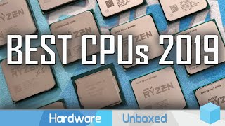 Top 5 Best CPUs of 2019, Gaming & Productivity