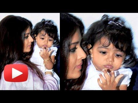 Aishwarya Rai Daughter Birthday Photos Aishwarya Rai's Daughter