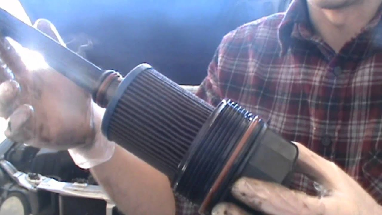 Cartridge Style Oil Filter Replacement Youtube
