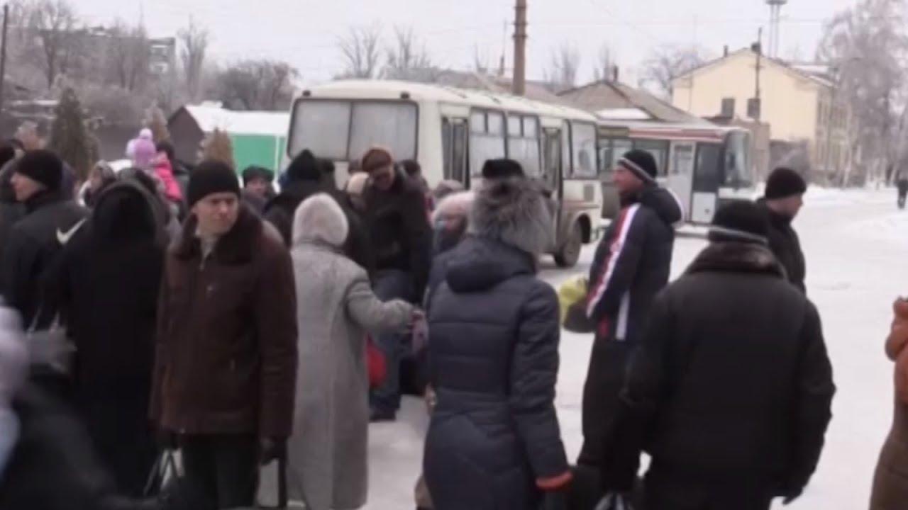 Террористы ночью пытались штурмовать украинские позиции под Дебальцево, - пресс-центр АТО - Цензор.НЕТ 4177