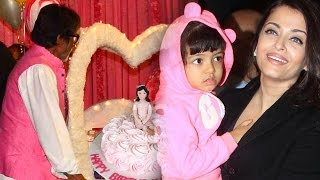 Aaradhya Bachchan Birthday Party 2016 | Aishwarya Rai Bachchan's Perfect birthday Party for Aaradhya