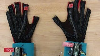 Gloves That Translate Sign Language Into Speech
