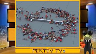 PERTEV TV  ( sweep )