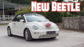2009 Volkswagen New Beetle Cabriolet   First Drive [RP Car Reviews]
