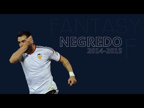 Alvaro Negredo - Highlights 2014/2015