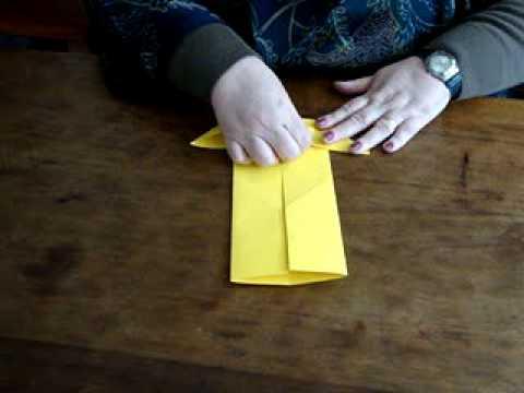 Origamis de Camisas