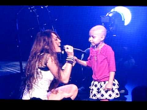 2nd Annual Concert for Hope - Miley Cyrus Finale Music Videos