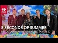 5 Seconds Of Summer Compete To Build The Best Sandcastle! | 2019 Wango Tango
