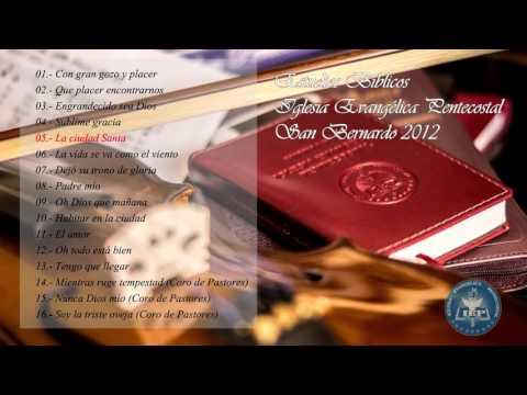 Coro IEP San Bernardo - Estudios Bíblicos 2012