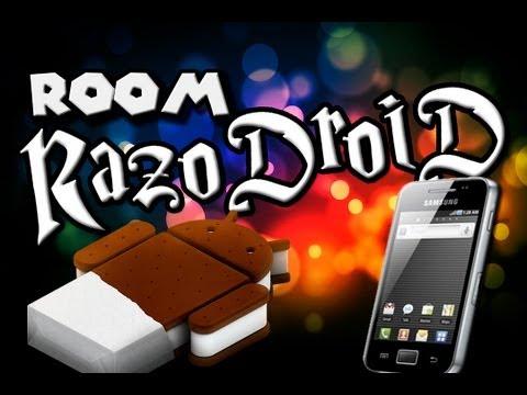 Rom RazoDroiD para Samsung Galaxy ace S5830