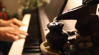 River Flows In You - Piano & Waterfall