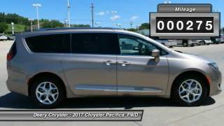2017 Chrysler Pacifica Iowa City IA C963