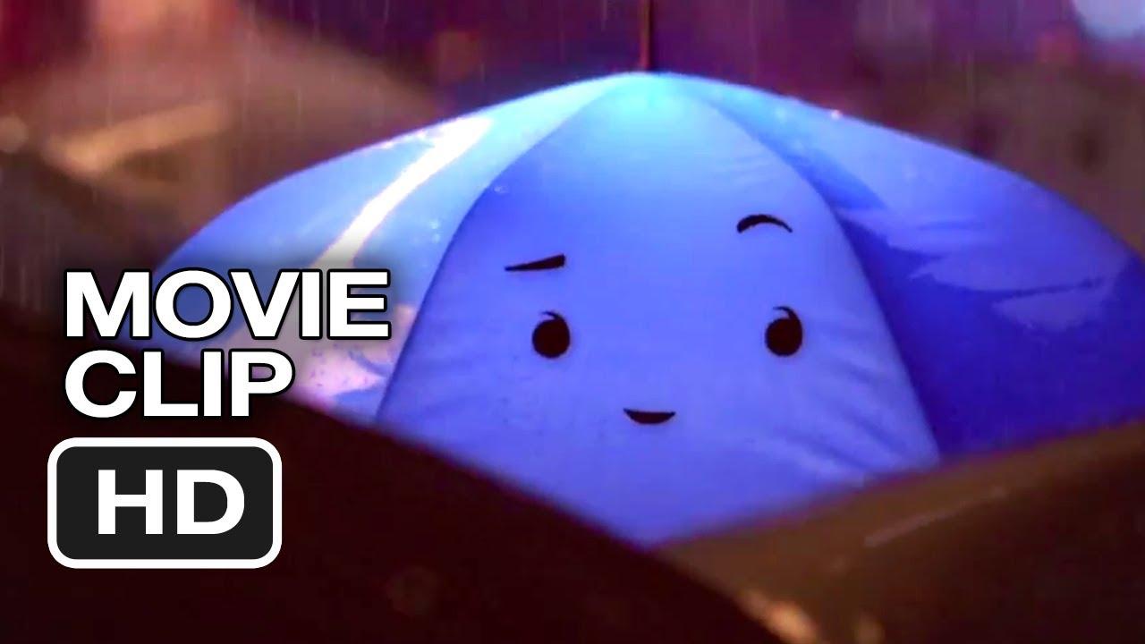 Blue Umbrella Disney Blue Umbrella Pixar Short