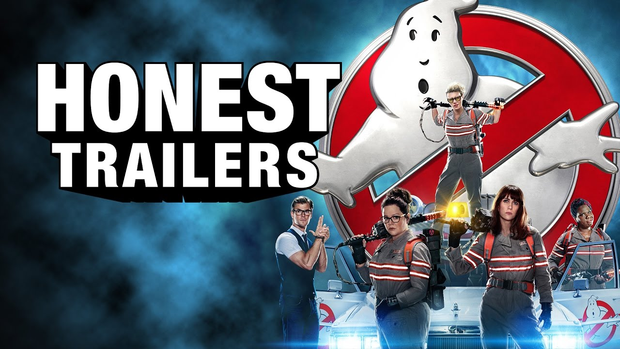 [Honest Trailers Absolutely Destroys The New Ghostbusters] Video