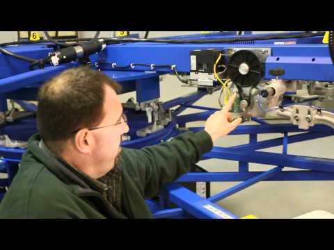Linear Rail, Chopper Cylinders, Pulleys and Belts - Preventative Maintenance