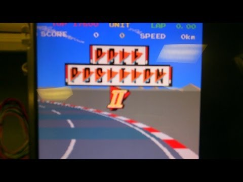 Pole Position Clone Update - 11/08/13