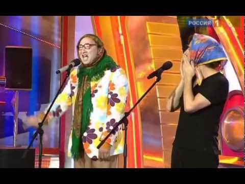 М Галкин, Ю Гальцев   Красная шапочка и её бабушка