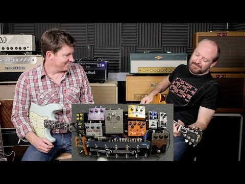 That Pedal Show – JHS Muffuletta, Thorpy Muffroom Cloud, Vintage Big Muff & More!