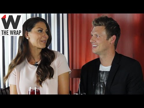 'I Heart Nick Carter' Stars Nick and Lauren on Displaying Their Relationship