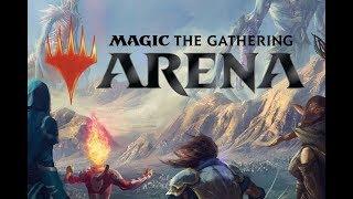 Magic: The Gathering Arena |  com o meu novo deck   Part#2 voltando com as noobadas