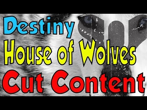 Destiny House of Wolves DLC Cut Content Confirmed & How It Makes Activision So Much Money