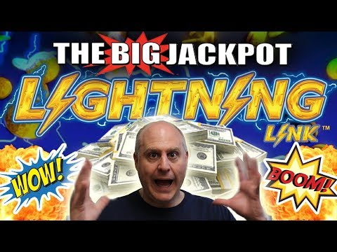 EVERYBODY ❤️'s LIGHTNING LINK SLOT WIN$ ⚡3 BIG JACKPOT$ at The Meadows Casino ⚡ | The Big Jackpot