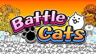 Official Battle Cats Launch Trailer