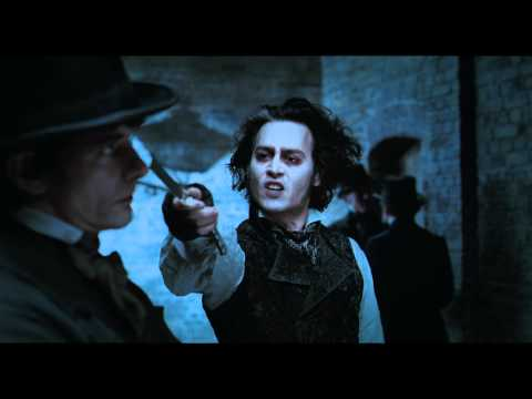 Sweeney Todd: The Demon Barber... is listed (or ranked) 10 on the list The Best Johnny Depp Movies