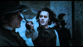 Sweeney Todd: The Demon Barber Of Fleet Street - Trailer