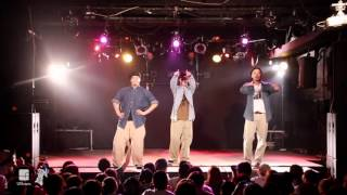 W-Claps+Pog | Guest Showcase | 2015.09.23 FASCINATE | UGcrapht×FASCINATE