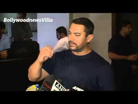 CHECKOUT Aamir Khan's reaction and review after watching Salman Khan's BAJRANGI BHAIJAAN Photo Image Pic