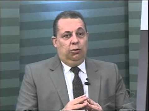 Entrevista ao vivo com o juíz da 1ª vara criminal, Dr. José Luiz de Moura Faleiros