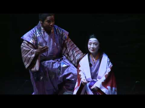 Throne of Blood World Premiere at the Oregon Shakespeare Festival